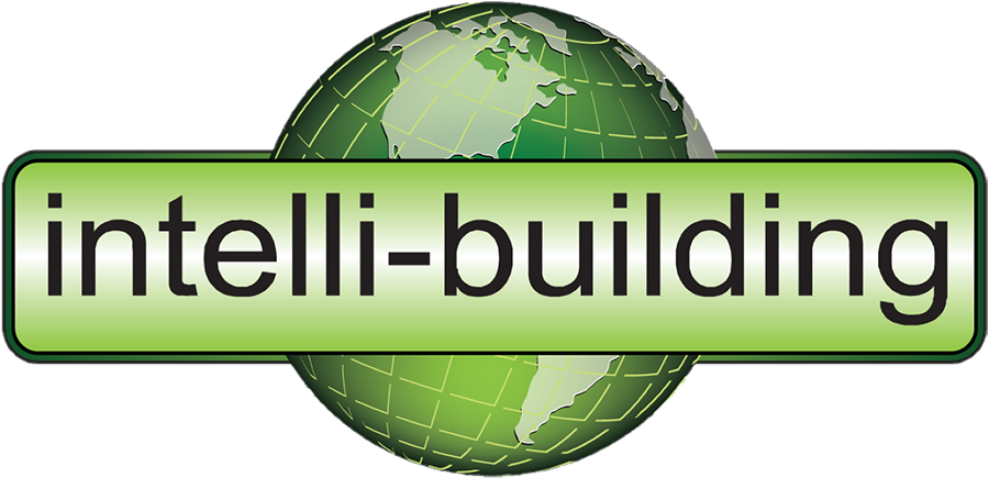 intelli-building Logo