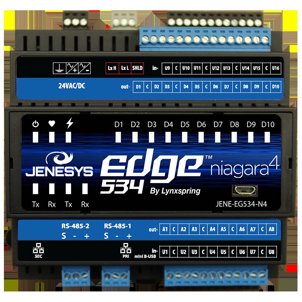 JENEsys Edge 534 Controller